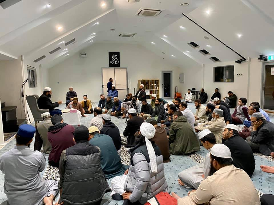 Lecture at Al-Siraat College Masjid, Epping, Melbourne, Australia