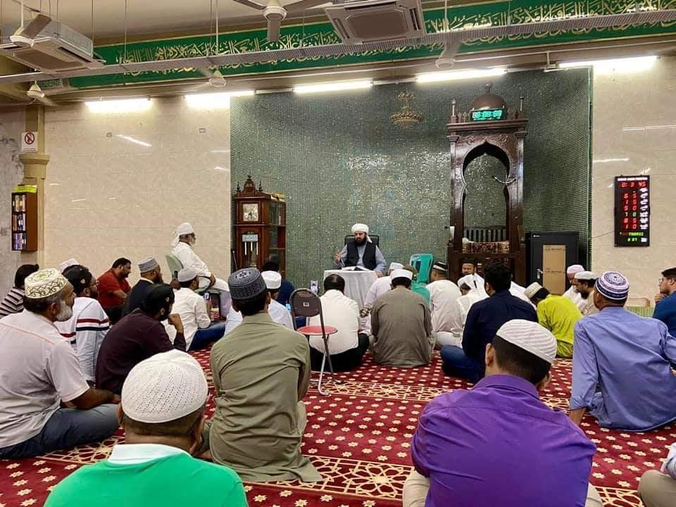 Lecture from Kuala Lampur Malaysia - 3