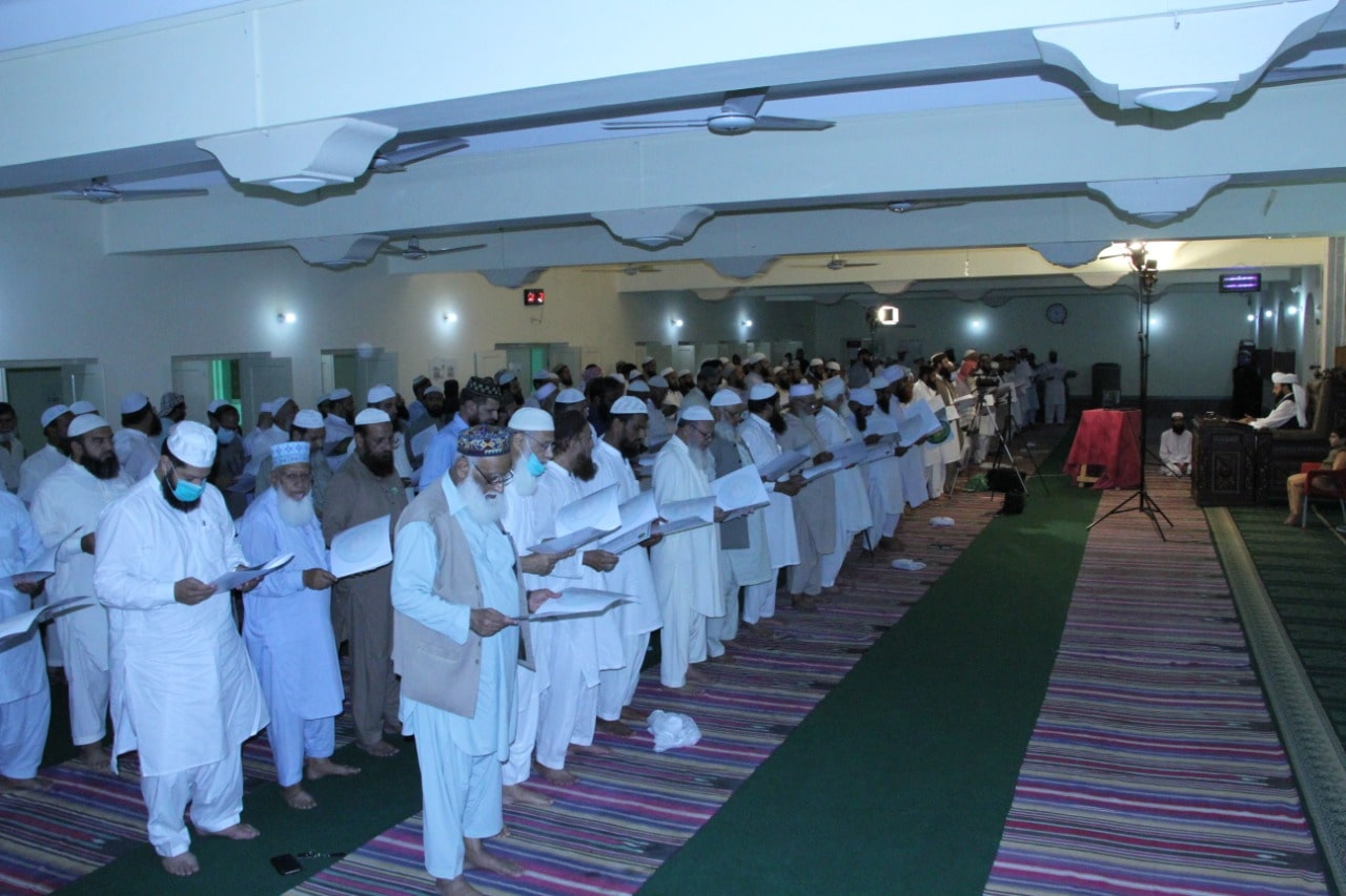 Mahana Rohani Ijtima Aur Half Bardaari - 4