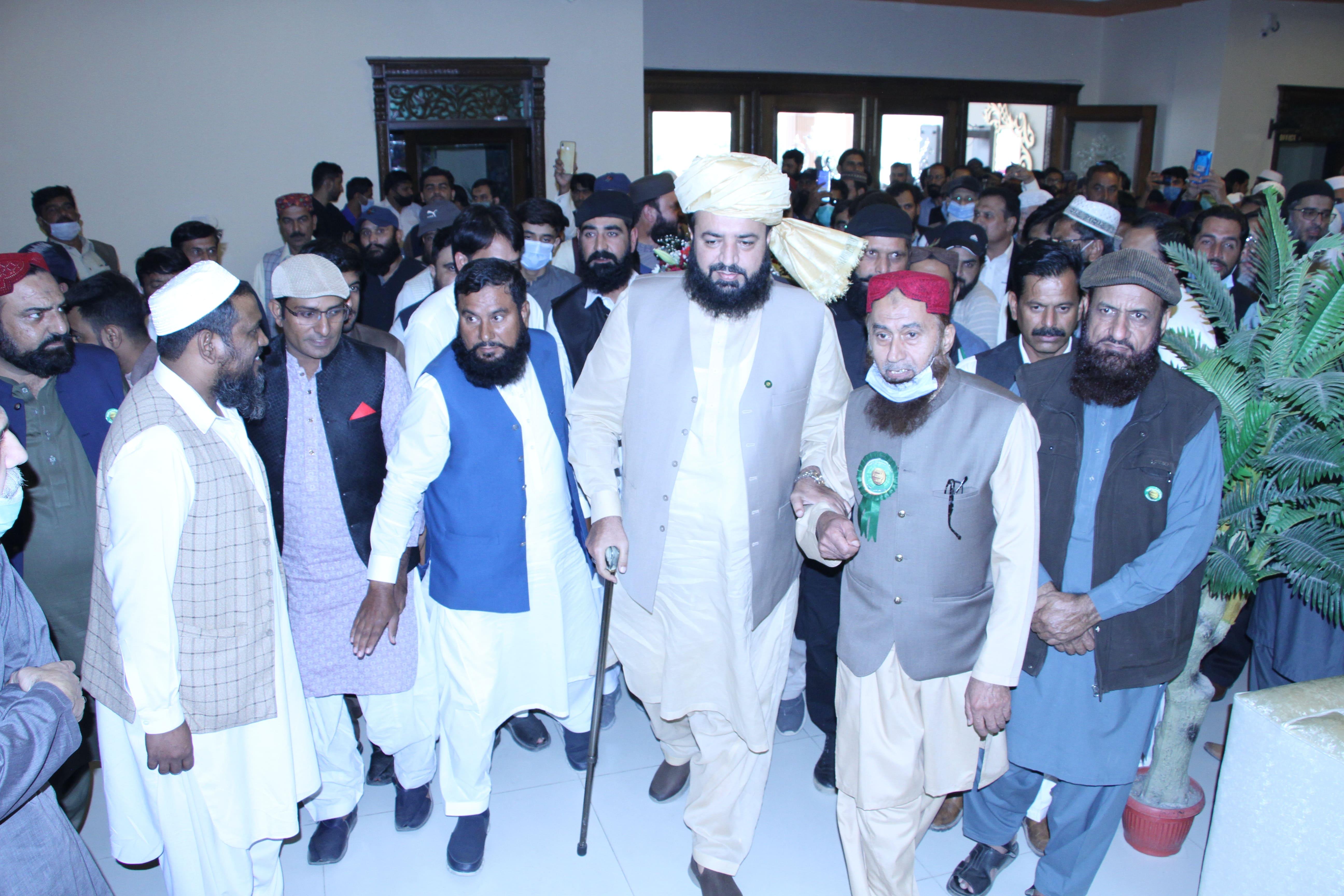 Besat Rehmat-e-Alam SAW Seminars, Islam Abad - 2