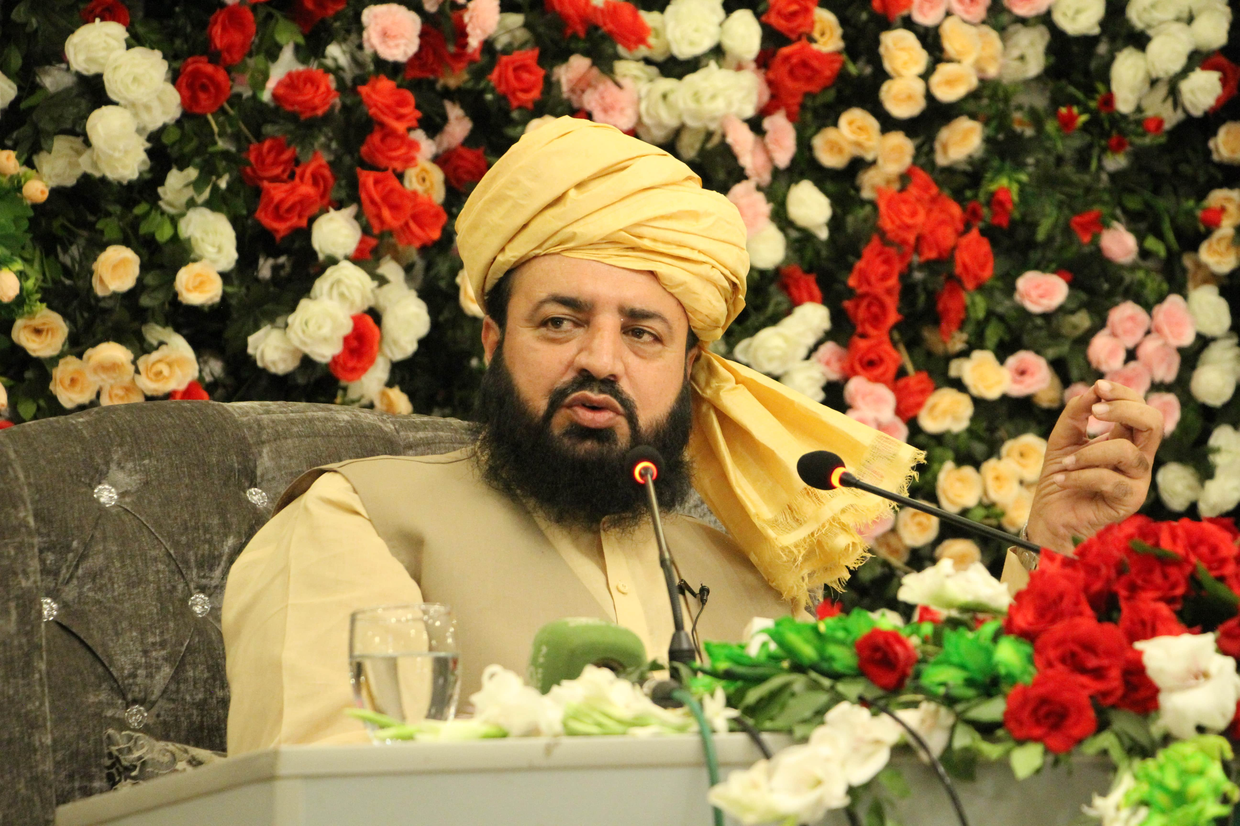 Besat Rehmat-e-Alam SAW Seminars, Islam Abad - 4