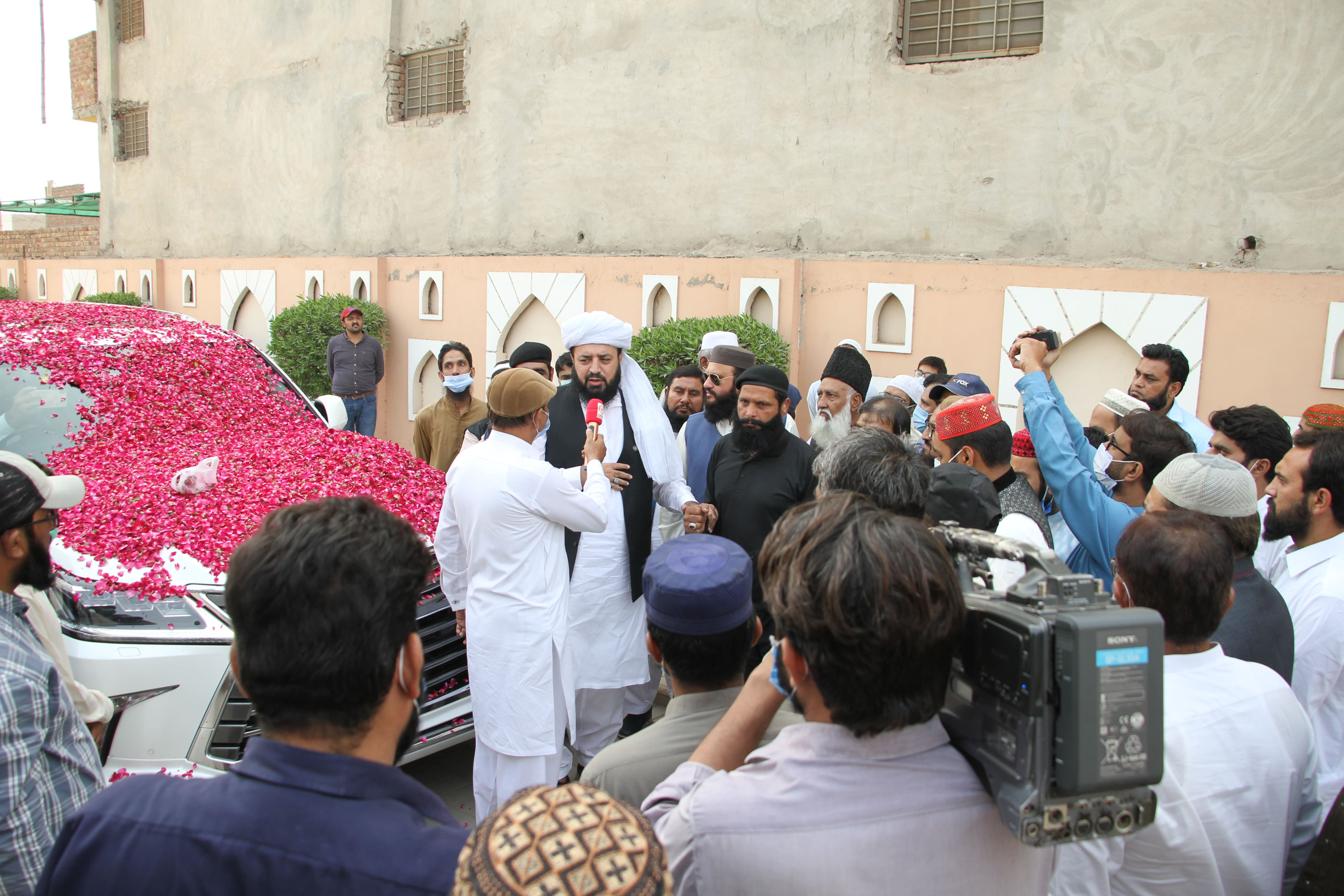Salana Jalsa Besat Rehmat Alam SAW . Multan - 1