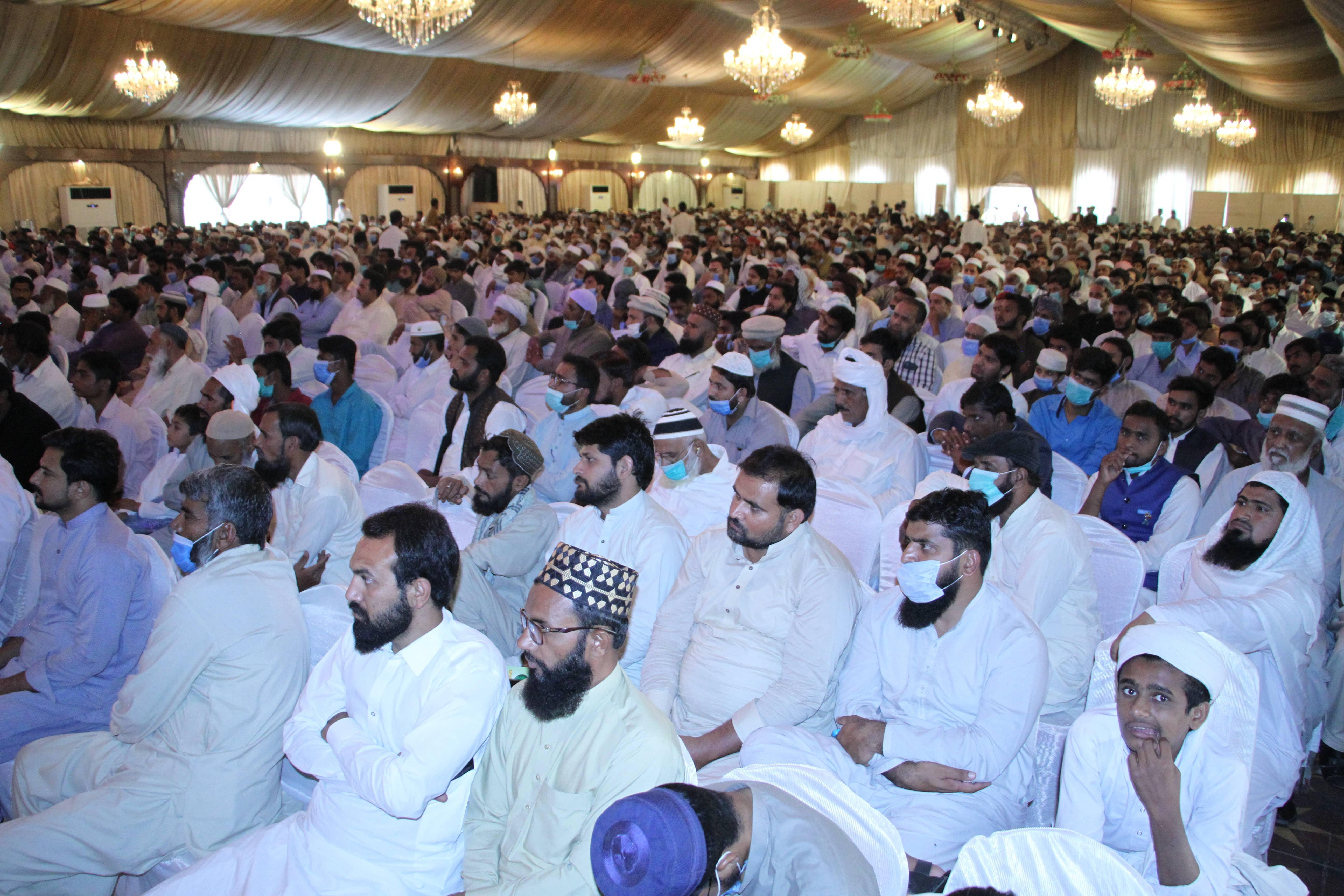Salana Jalsa Besat Rehmat Alam SAW . Multan - 6