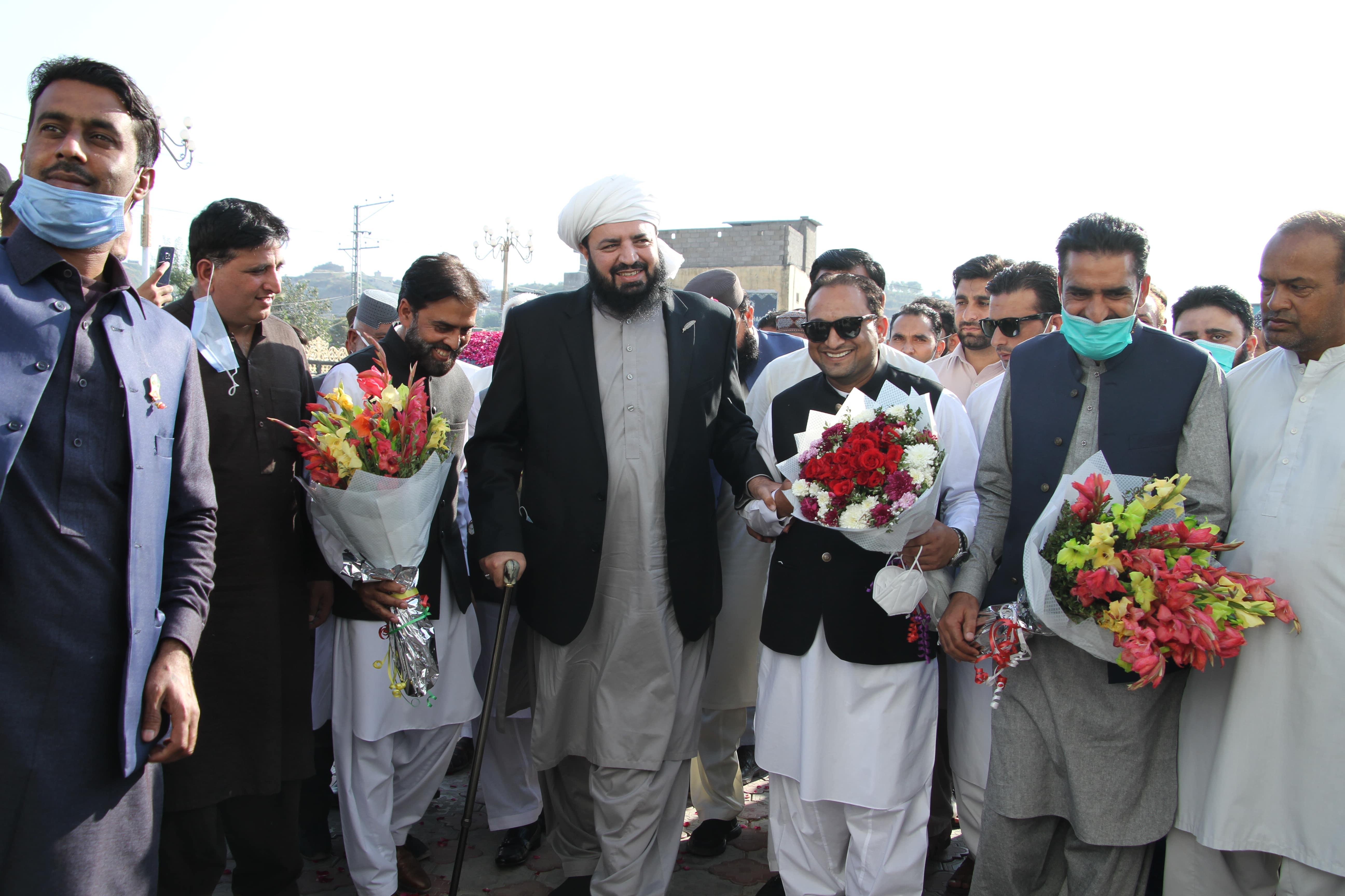 Jalsa Besat Rehmat Alam Aur Ishq-e-Mustafa SAW . Kotli Azad Kashmir - 1