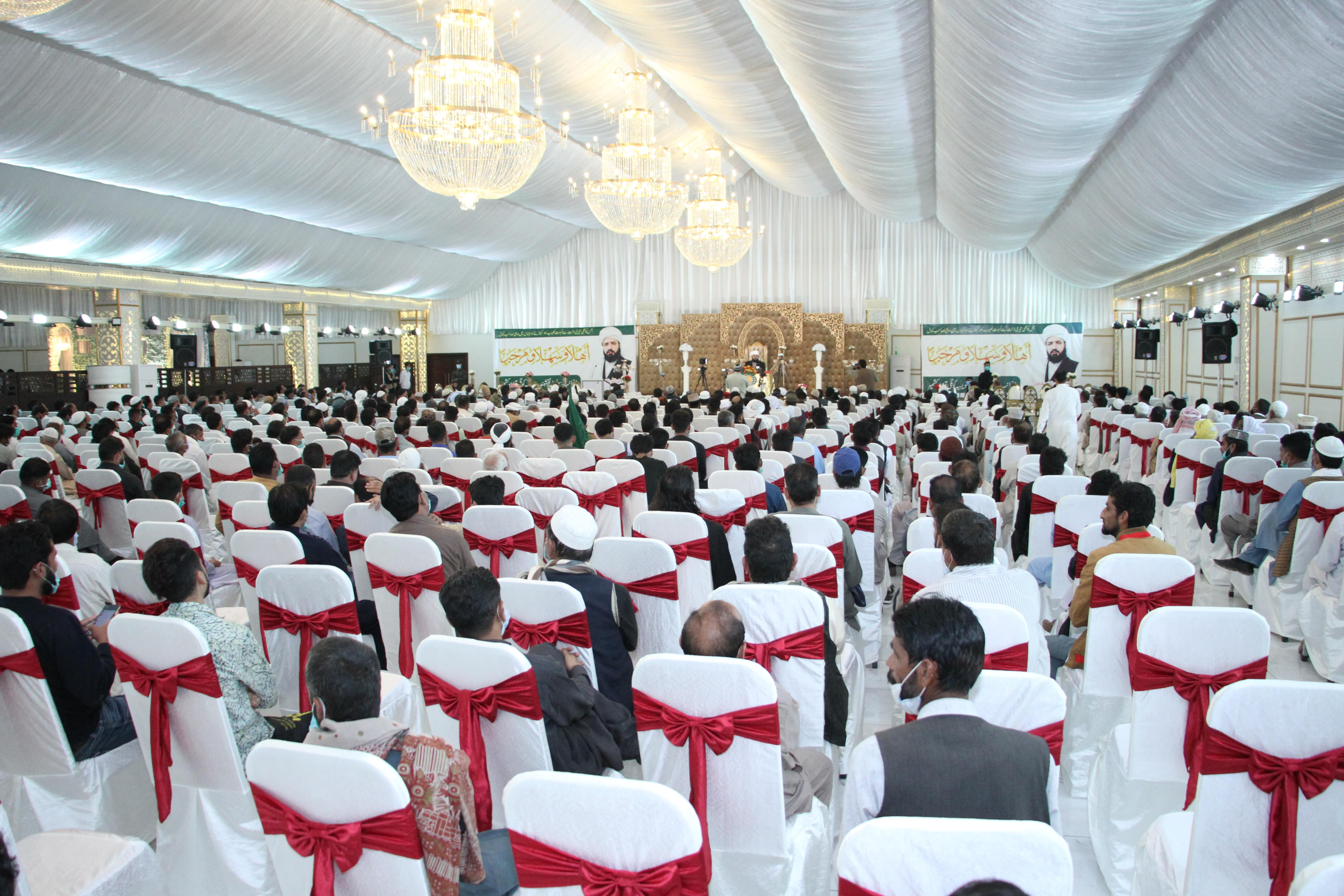 Jalsa Besat Rehmat Alam Aur Ishq-e-Mustafa SAW . Kotli Azad Kashmir - 2