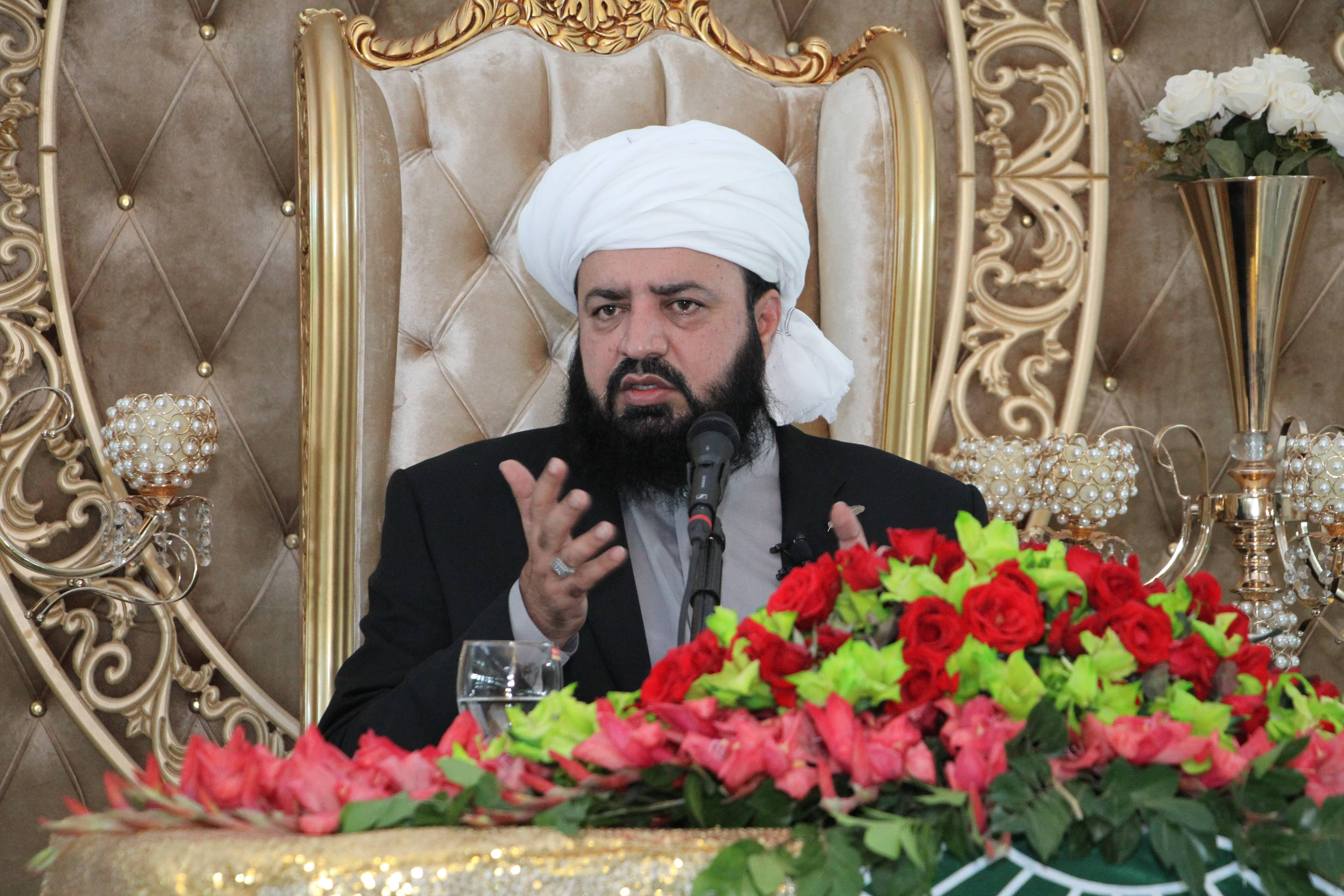 Jalsa Besat Rehmat Alam Aur Ishq-e-Mustafa SAW . Kotli Azad Kashmir - 3