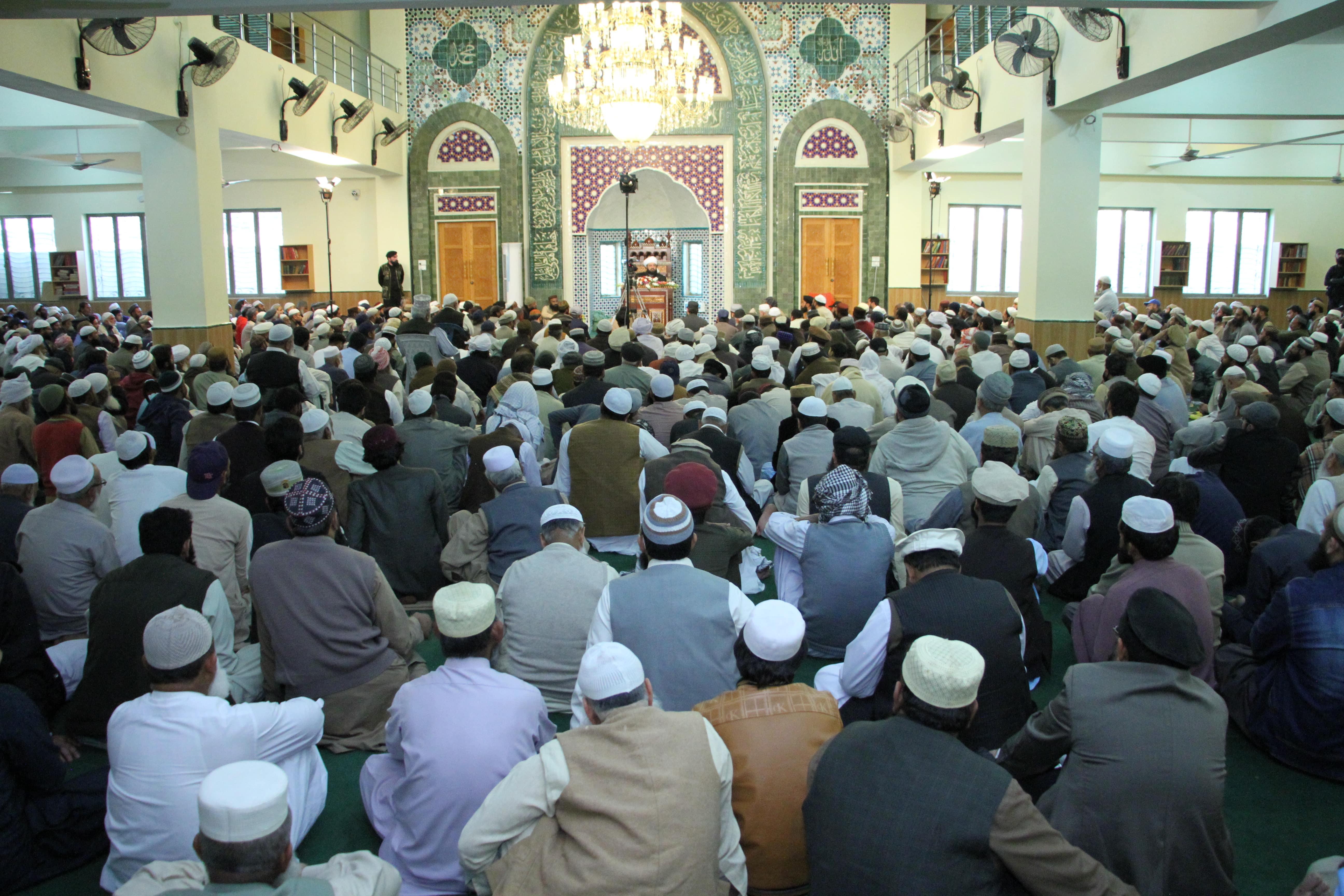 Mahana Rohani Ijtima Dar ul Irfan Munara - 5