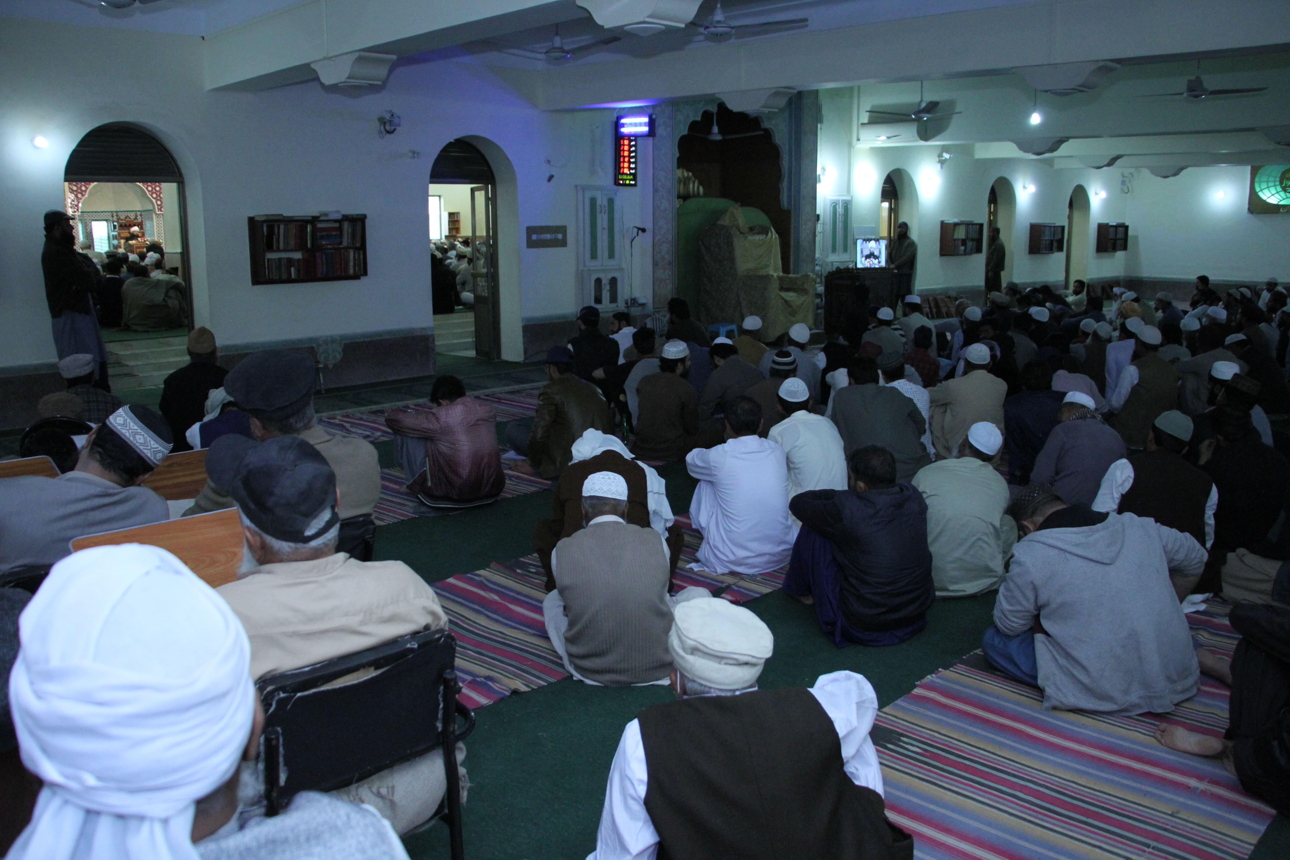 Mahana Rohani Ijtima Dar ul Irfan Munara - 3