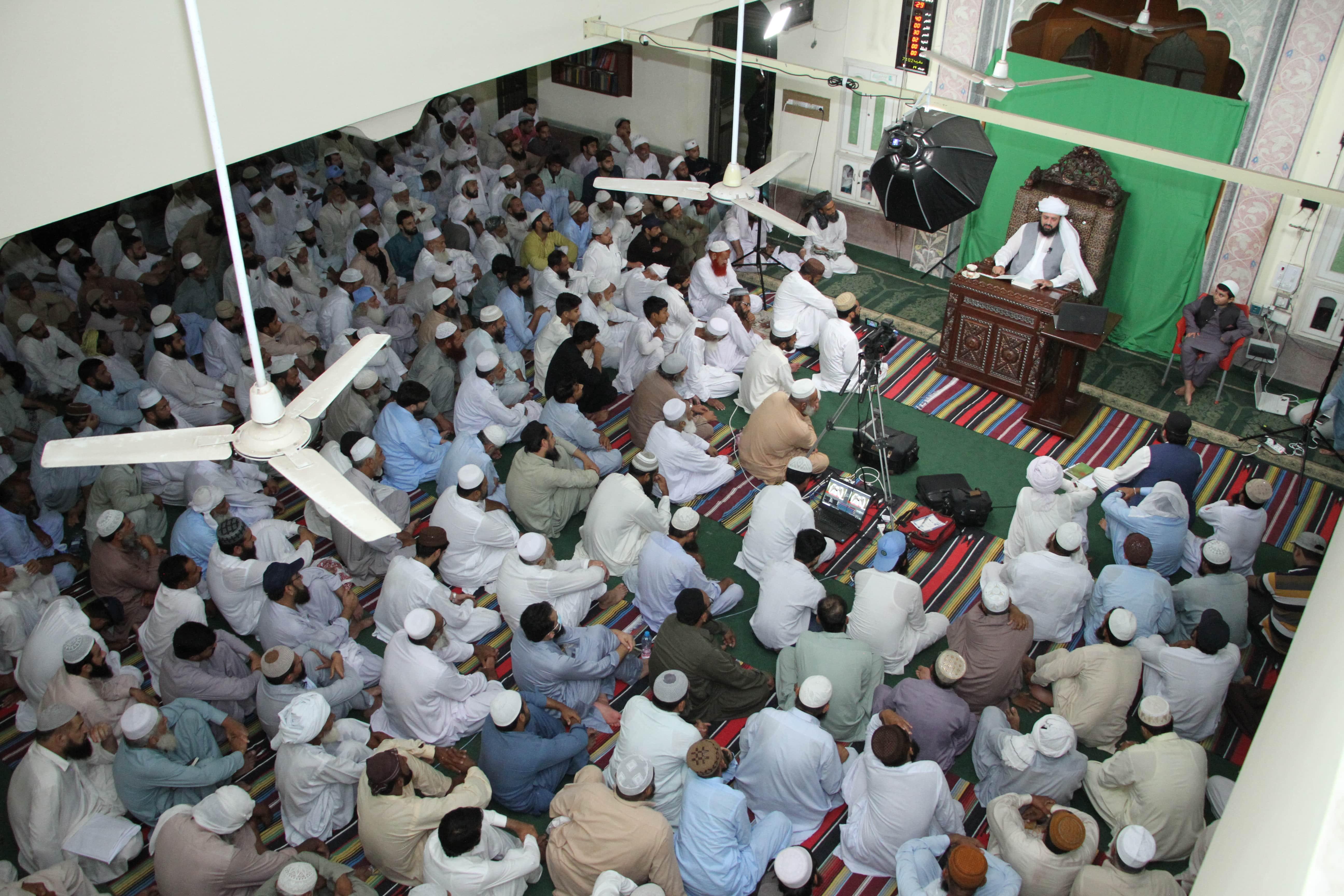 Mahana Rohani Ijtima Dar ul Irfan Munara - 4