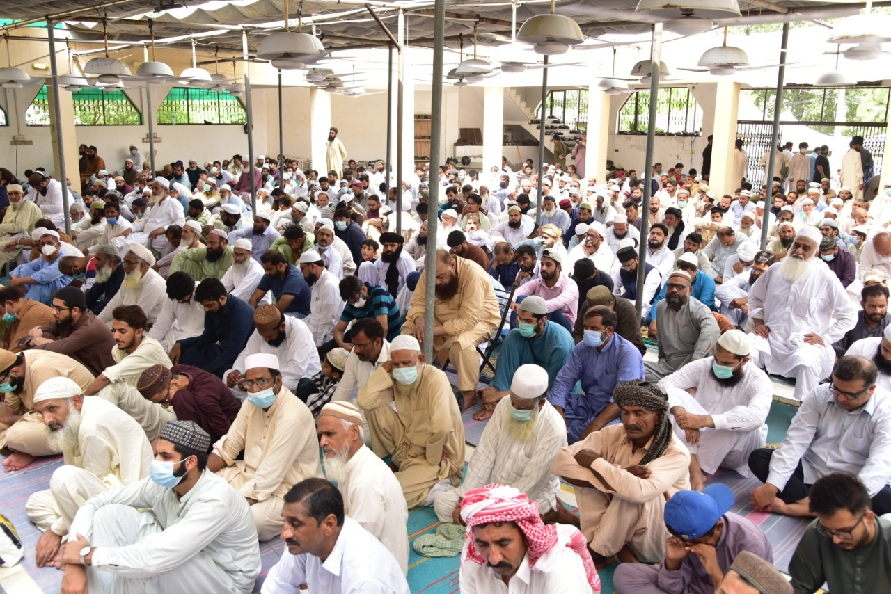 Khitab Jumma tul Mubarak Lahore - 3