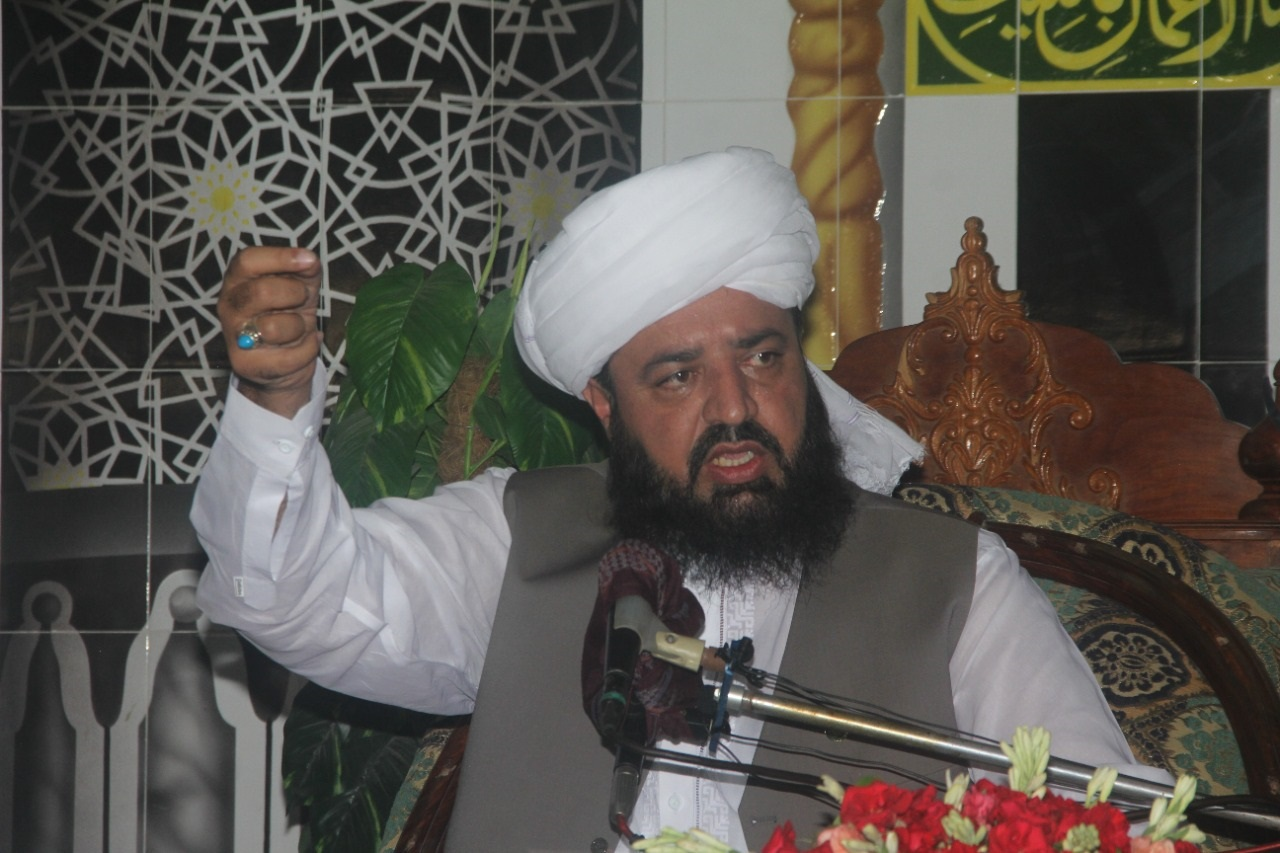 Khitab Jumma tul Mubarak Lahore - 4