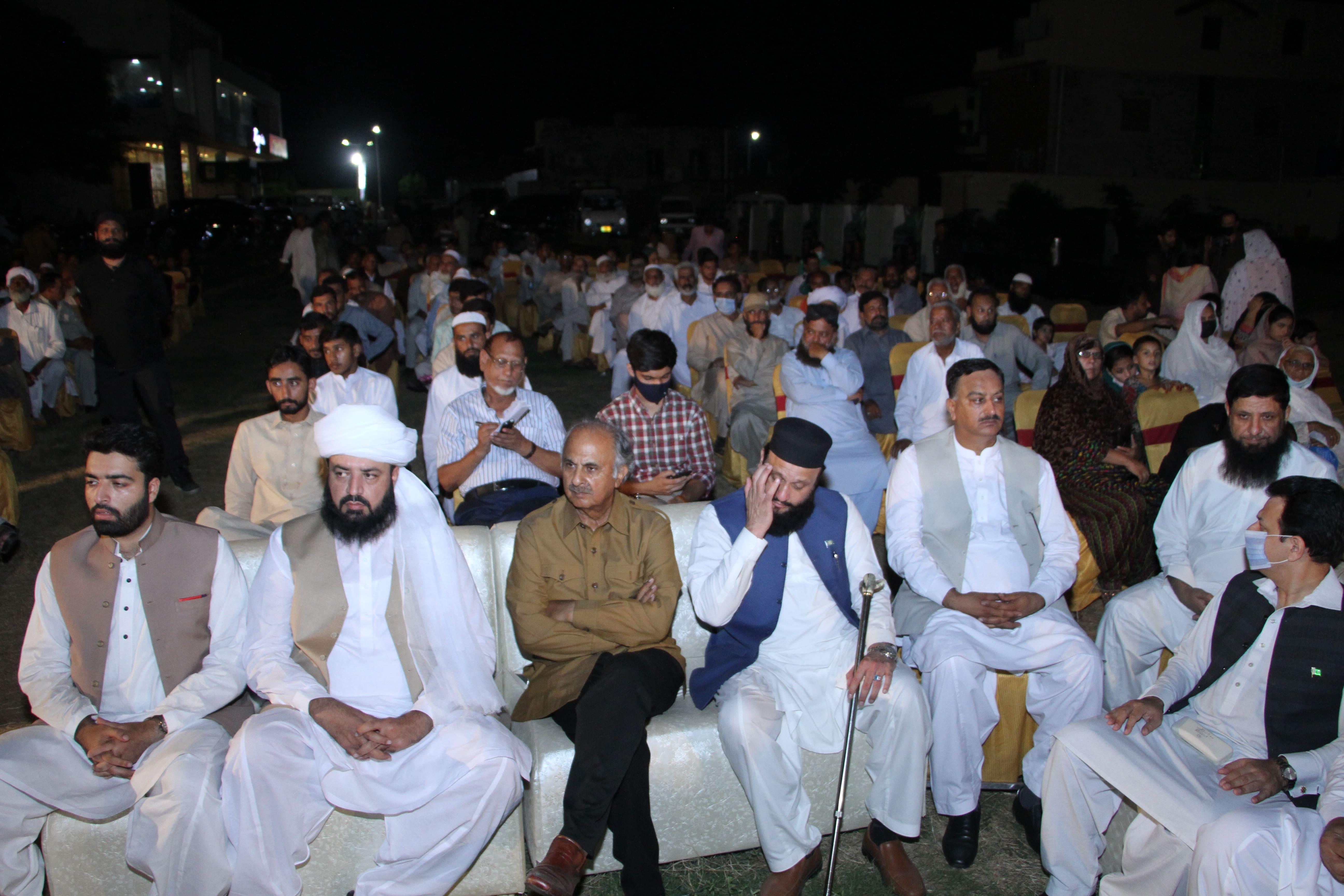 Yom-e-Difa Pakistan Media House Chawkal - 5
