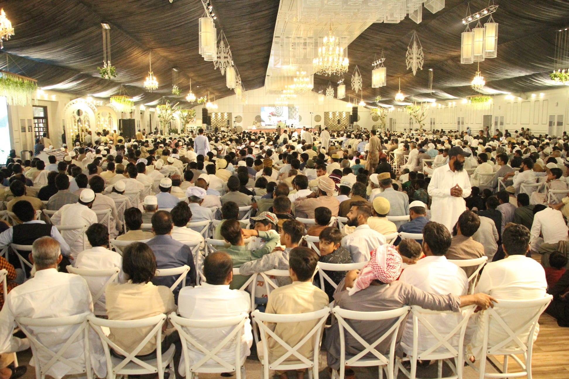 Jalsa Besat Rehmat Alam SAW Faisal Abad - 7