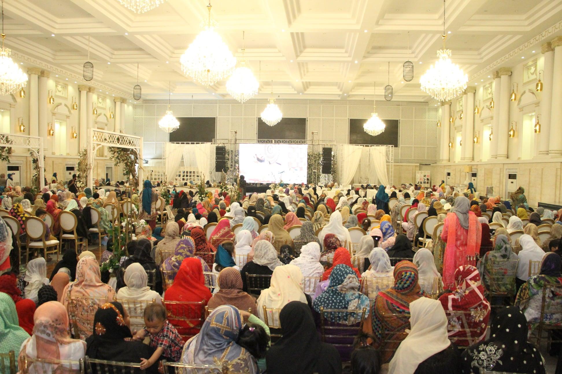 Jalsa Besat Rehmat Alam SAW Faisal Abad - 8