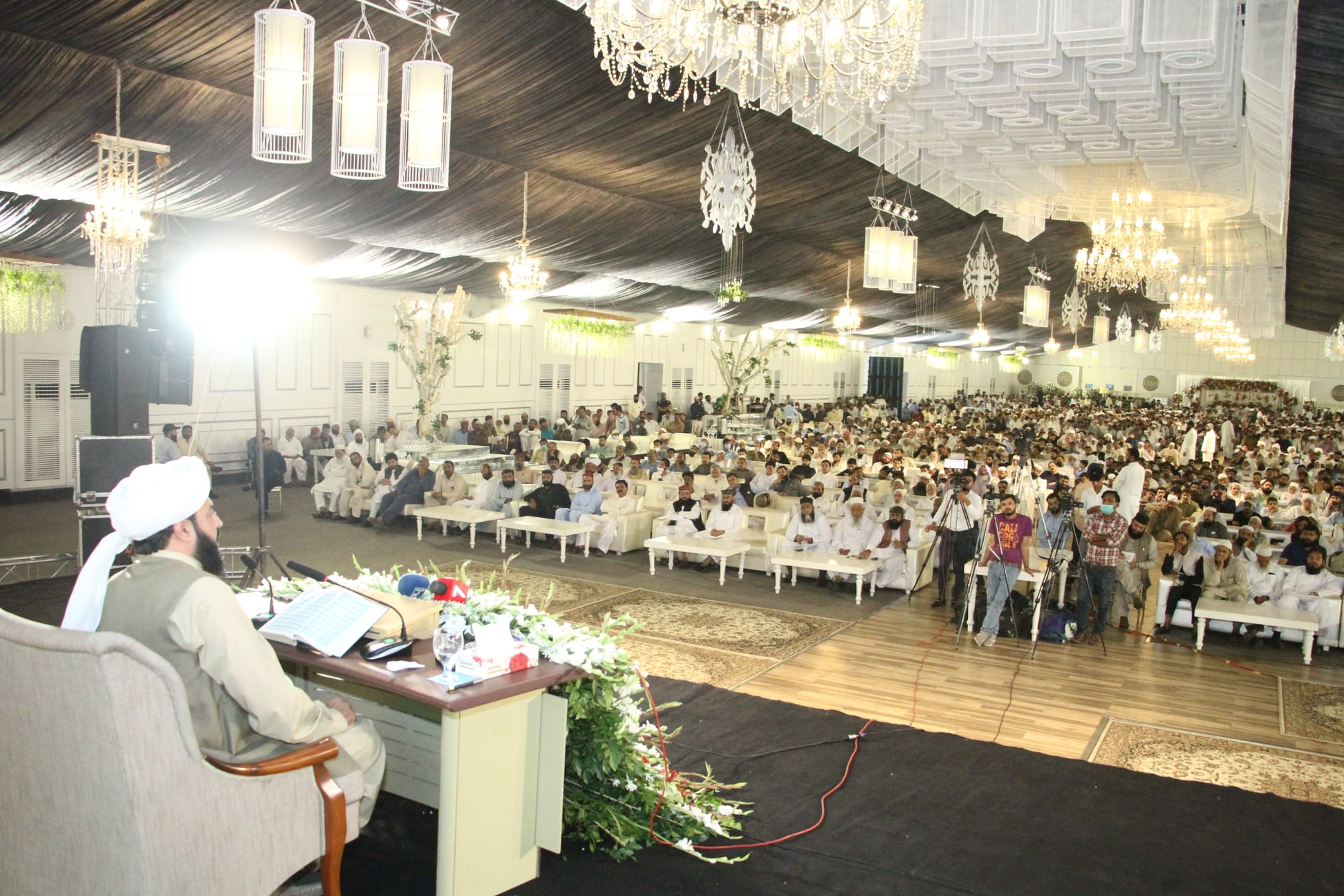 Jalsa Besat Rehmat Alam SAW Faisal Abad - 5