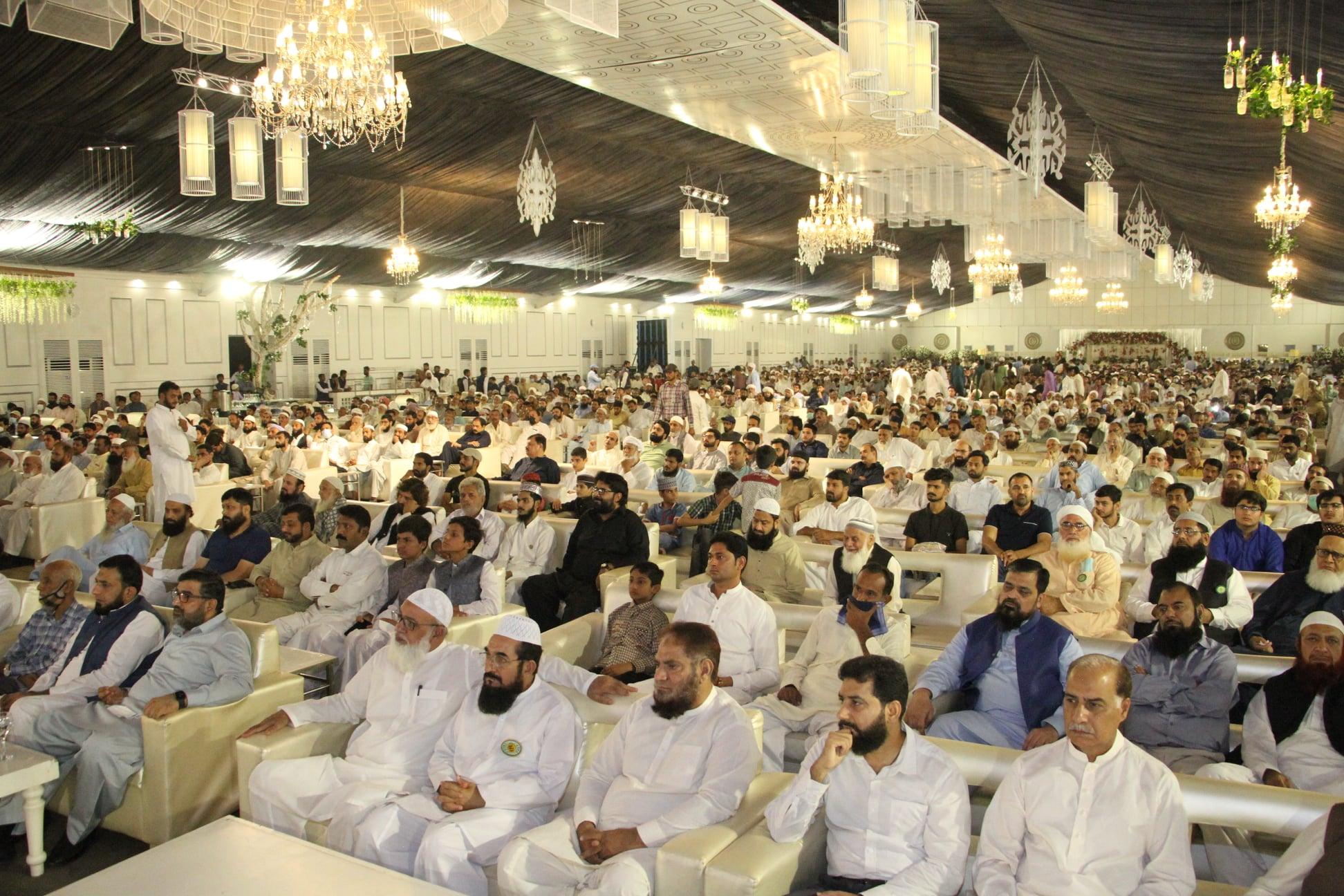 Jalsa Besat Rehmat Alam SAW Faisal Abad - 9