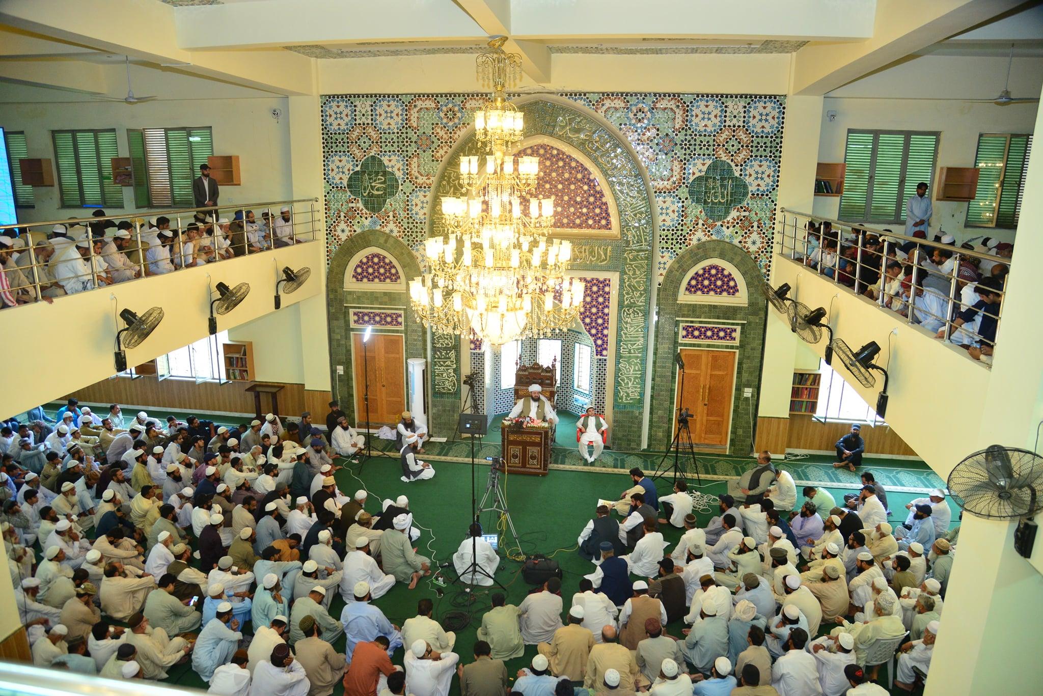 Jalsa Baisat Rehmat-e-Alam SAW, Dar ul Irfan Munara - 5