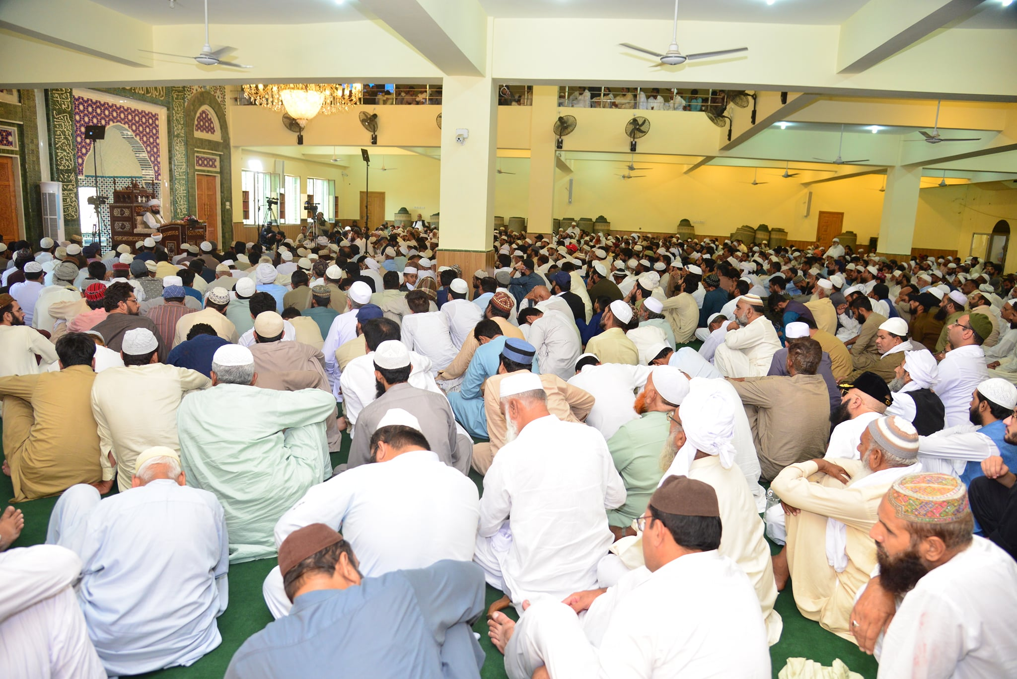Jalsa Baisat Rehmat-e-Alam SAW, Dar ul Irfan Munara - 7