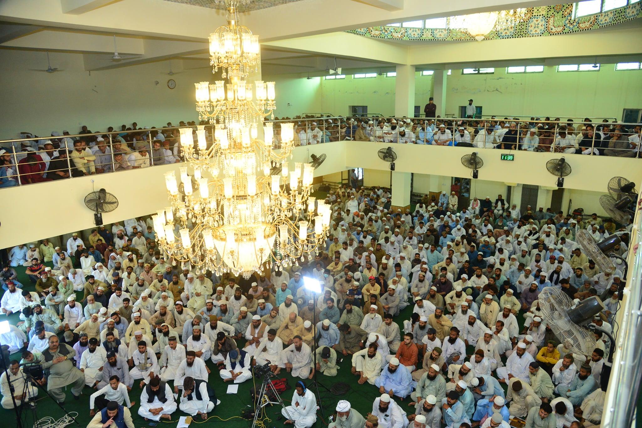 Jalsa Baisat Rehmat-e-Alam SAW, Dar ul Irfan Munara - 2