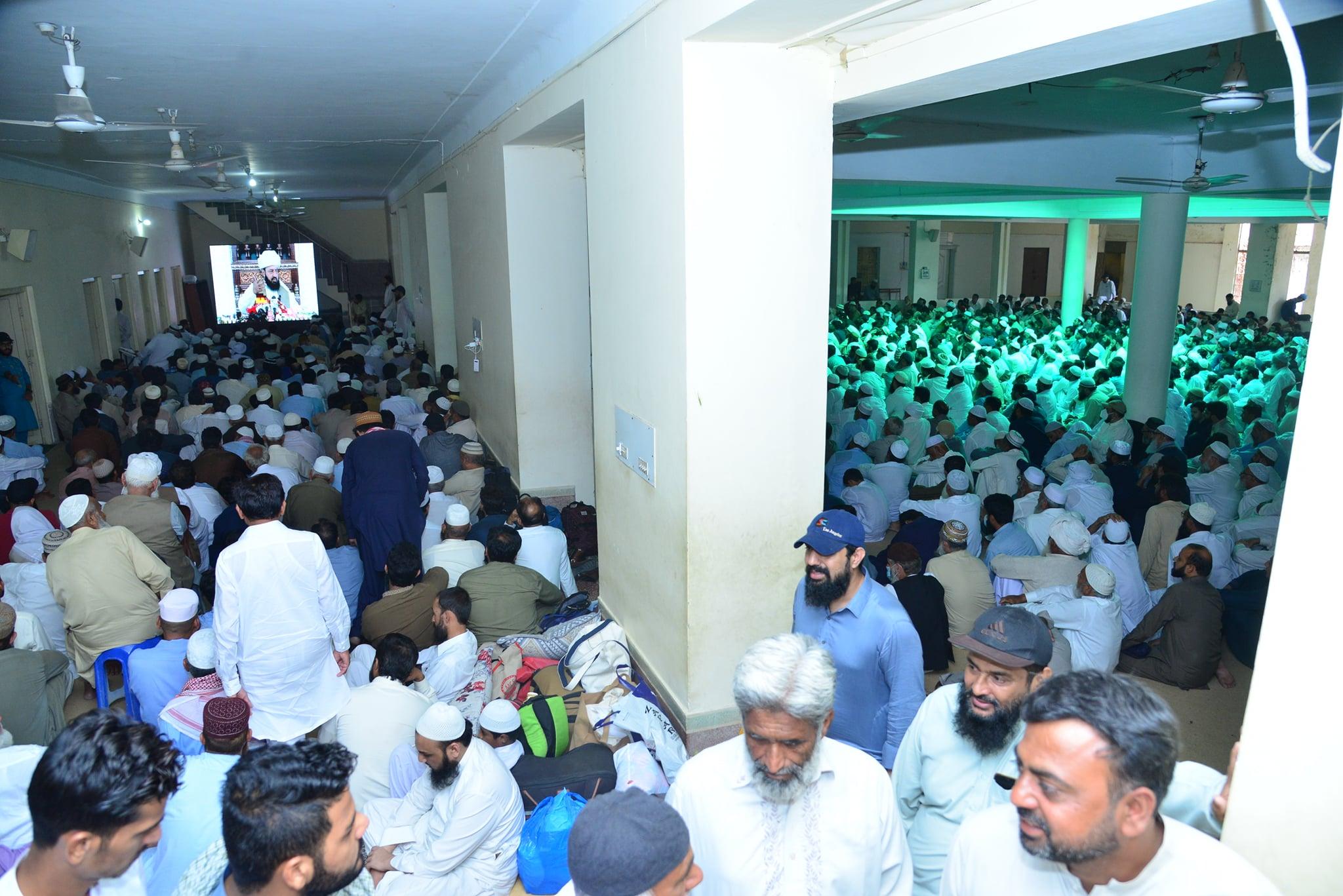 Jalsa Baisat Rehmat-e-Alam SAW, Dar ul Irfan Munara - 8
