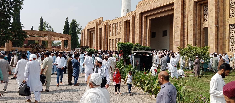 Jalsa Baisat Rehmat-e-Alam SAW, Dar ul Irfan Munara - 9