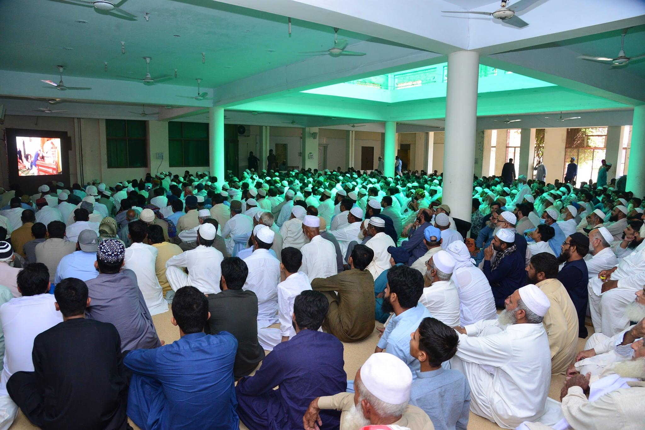 Jalsa Baisat Rehmat-e-Alam SAW, Dar ul Irfan Munara - 6