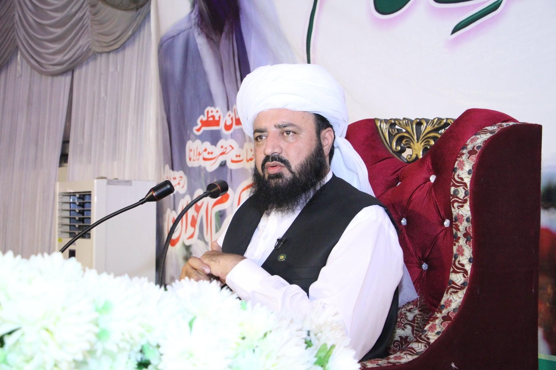 Jalsa Besat Rehmat Alam SAW Dera Ghazi Khan - 9