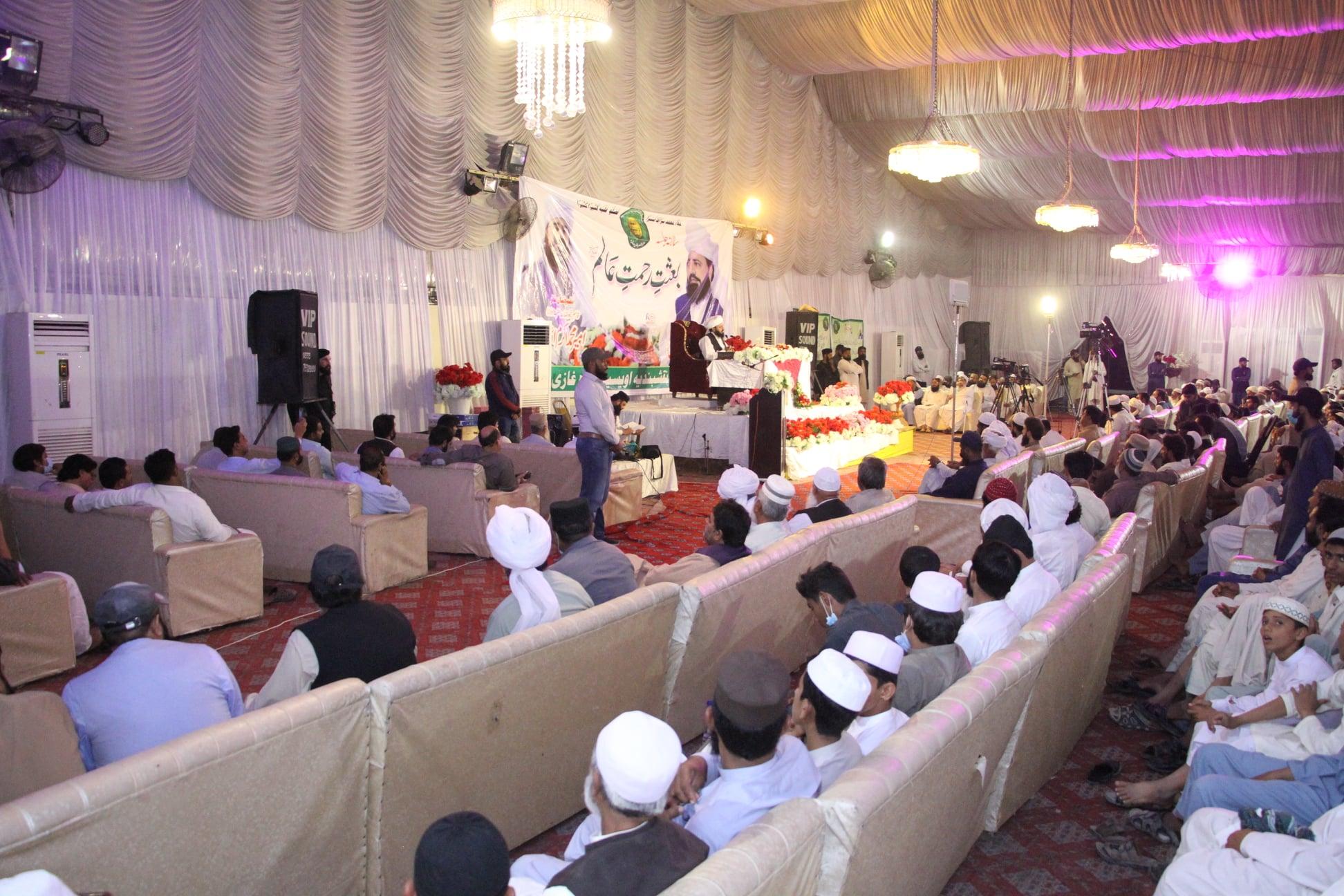Jalsa Besat Rehmat Alam SAW Dera Ghazi Khan - 7