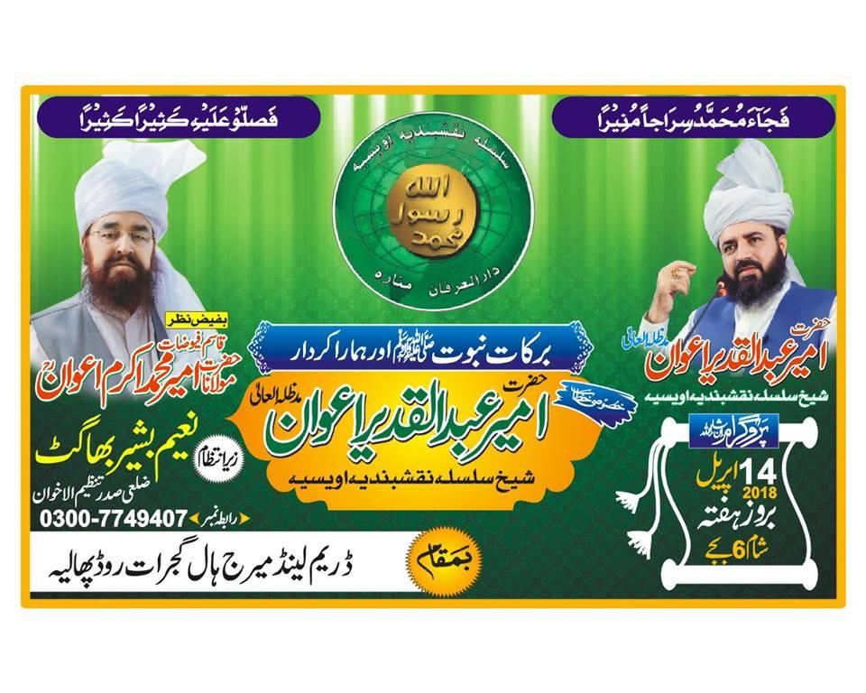 Barkat-e-Nabuwat SAW Aur Hamara Kirdar - 1