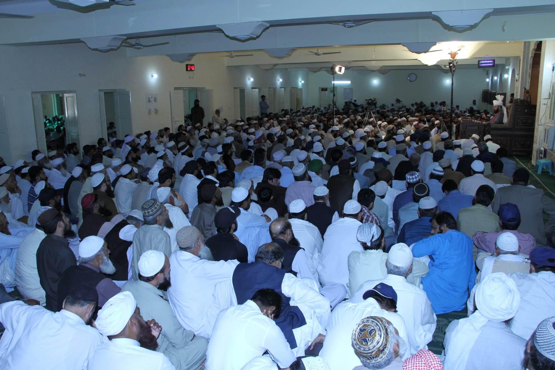Markazi Monthly Ijtima at Dar-ul-Irfan Munara, Chakwal ! - 2