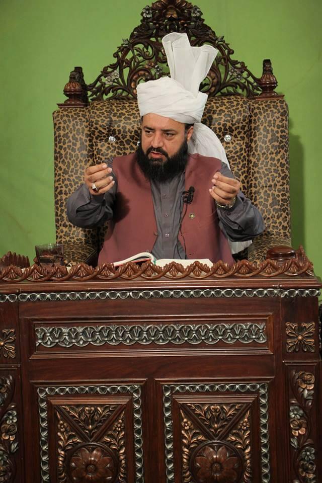 Markazi Monthly Ijtima at Dar-ul-Irfan Munara, Chakwal ! - 1