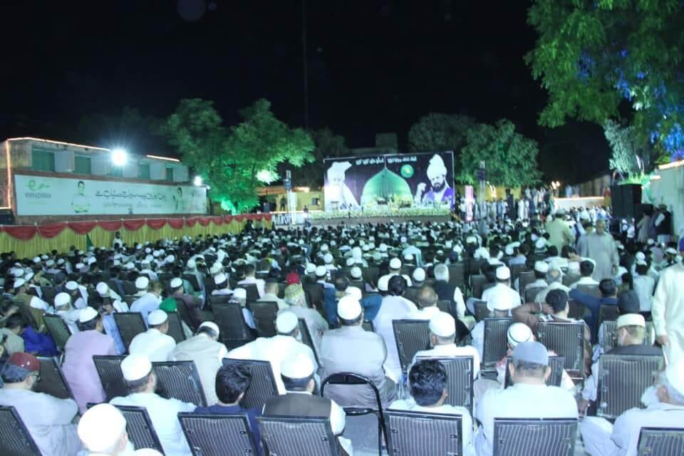 Shab-e-Barrat Aur Istaqbal-e-Ramzan , JALSA ISLAMABAD - 7
