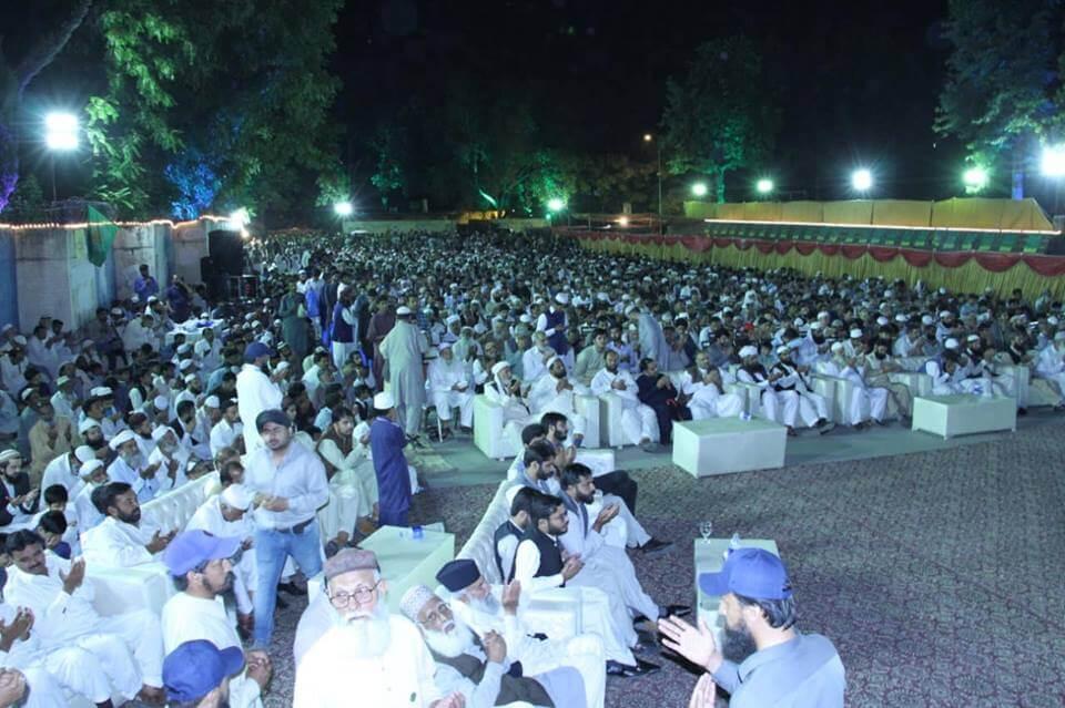 Shab-e-Barrat Aur Istaqbal-e-Ramzan , JALSA ISLAMABAD - 5