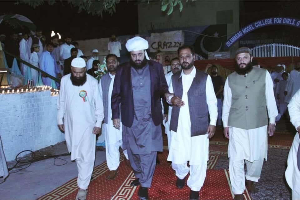 Shab-e-Barrat Aur Istaqbal-e-Ramzan , JALSA ISLAMABAD - 2