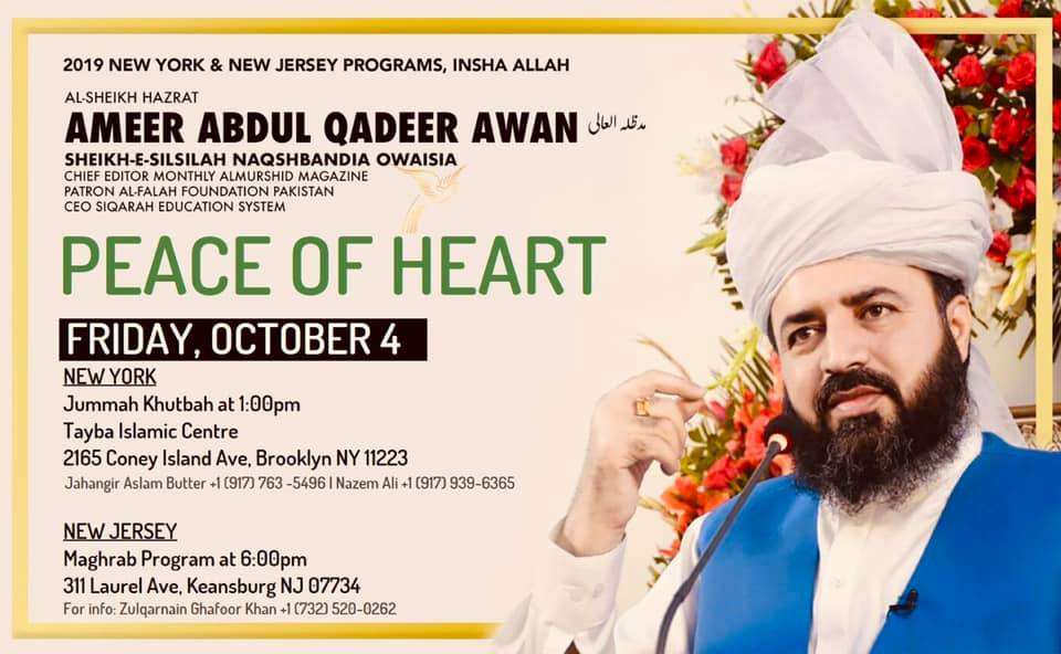 Programe Newyork and New Jersey 4 Oct.2019 ! - 1