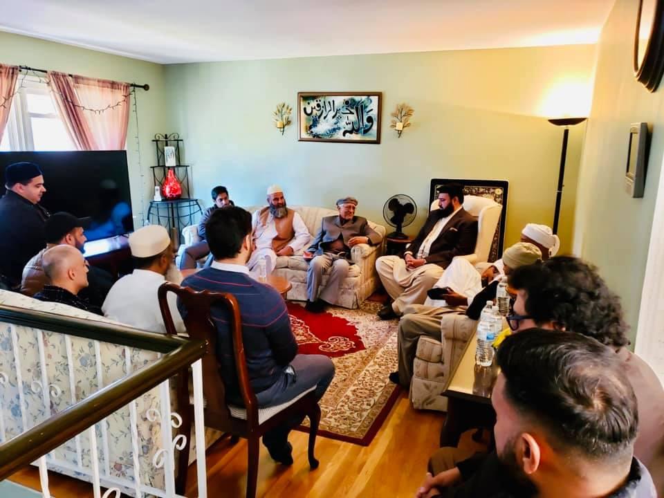 Jummah Biyan at Fatima Masjid - Baltimore, Maryland! - 6