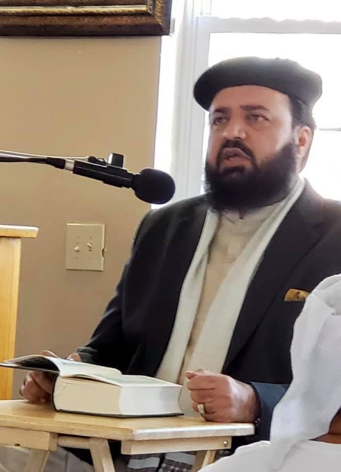 Jummah Biyan at Fatima Masjid - Baltimore, Maryland! - 3