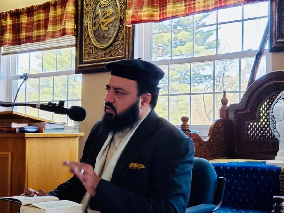 Jummah Biyan at Fatima Masjid - Baltimore, Maryland! - 5