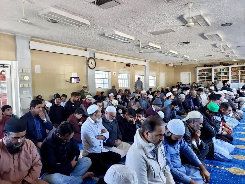 Jummah Biyan at Fatima Masjid - Baltimore, Maryland! - 1