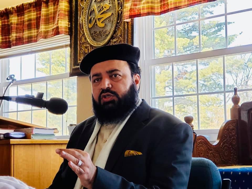 Jummah Biyan at Fatima Masjid - Baltimore, Maryland! - 2