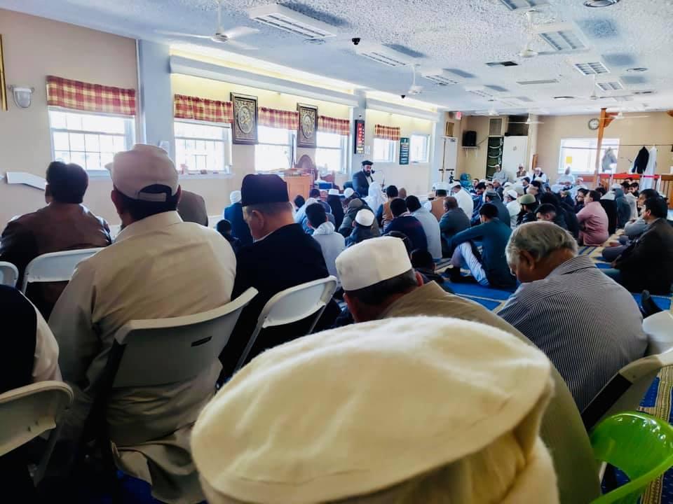 Jummah Biyan at Fatima Masjid - Baltimore, Maryland! - 4