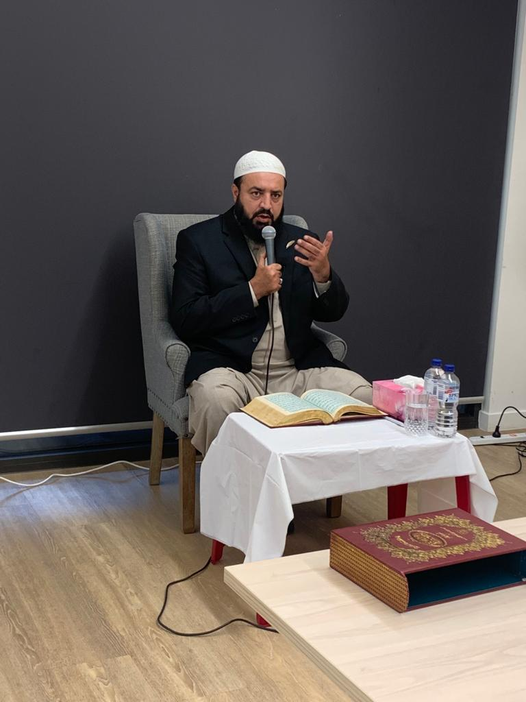 Lecture at Aitken Community Centre Craigieburn, Melbourne Australia - 1