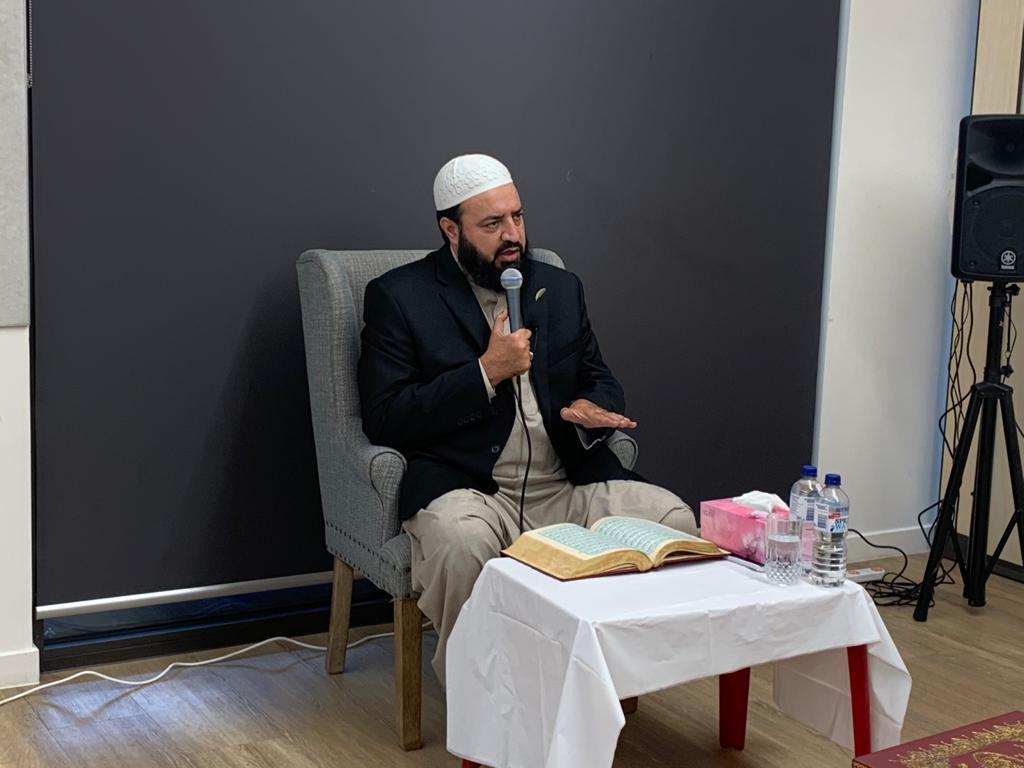Lecture at Aitken Community Centre Craigieburn, Melbourne Australia - 4
