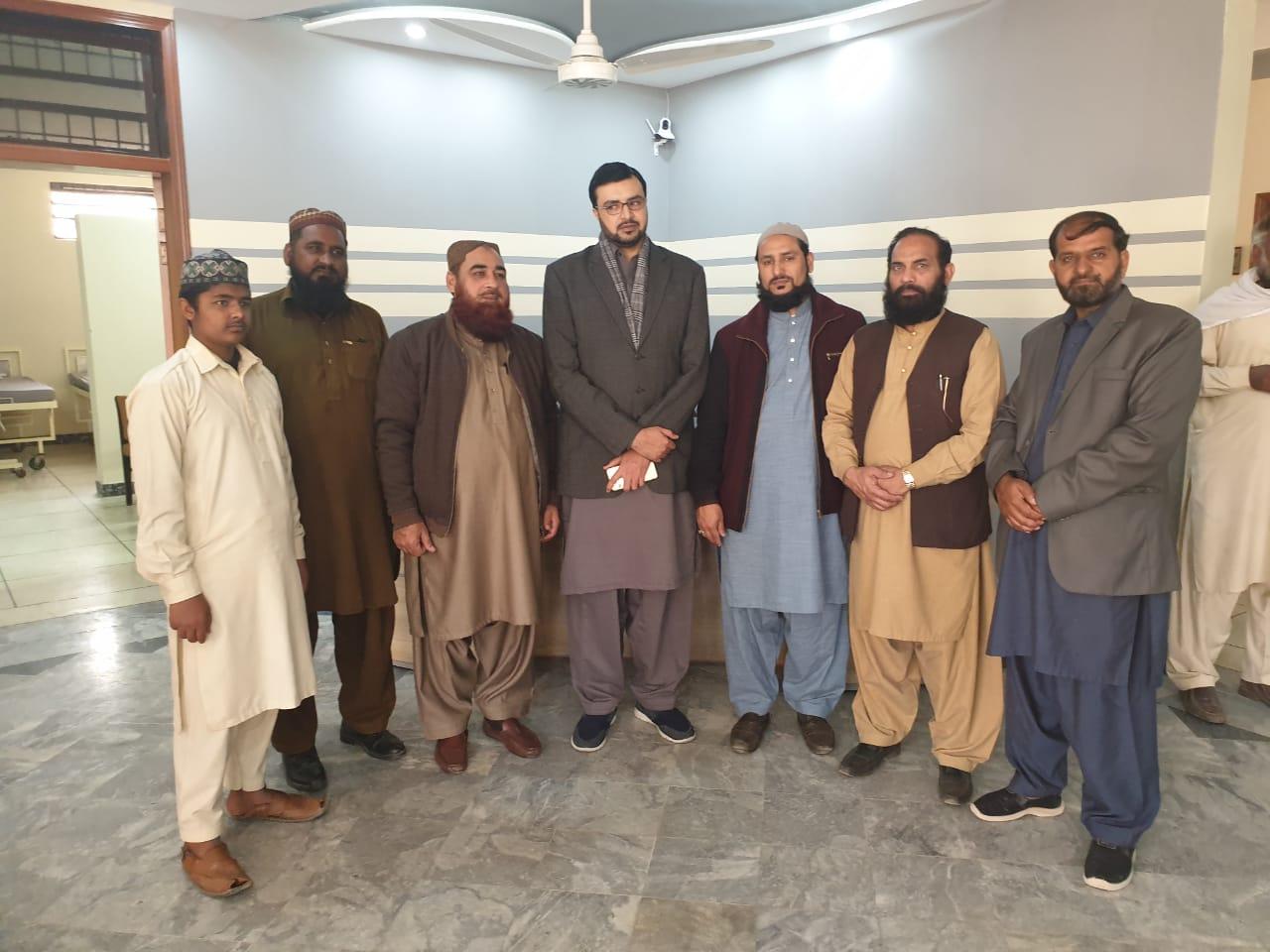 Free Medical Camp Al Falah Foundation Pakistan (Allah Yaar Khan Hospital Lahore) - 6