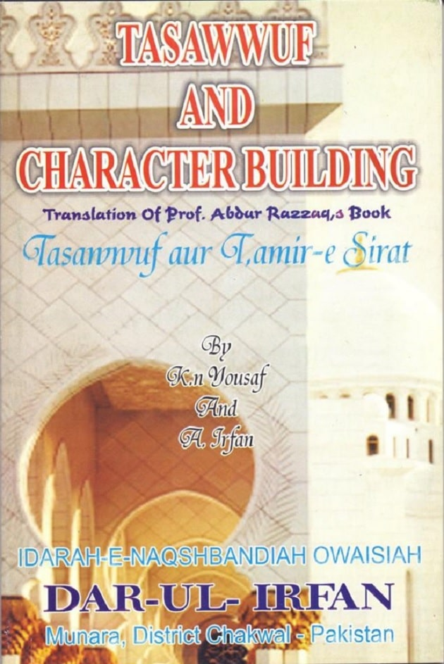 Tasawwuf and Character Building